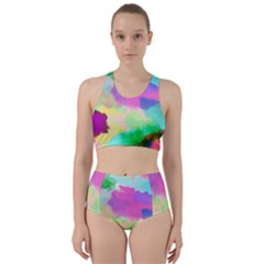 Watercolors Spots                             Bikini Swimsuit Spa Swimsuit