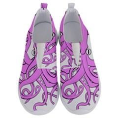 Squid Octopus Animal No Lace Lightweight Shoes