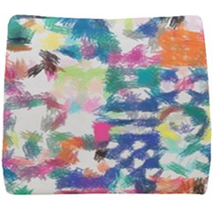 Colorful Crayons                              Seat Cushion by LalyLauraFLM