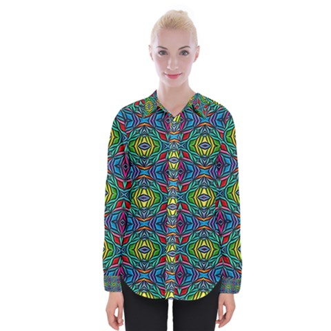 B 5 Womens Long Sleeve Shirt by ArtworkByPatrick