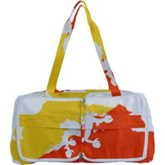 Borders Country Flag Geography Map Multi Function Bag
