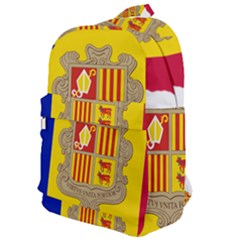 Andorra Country Europe Flag Classic Backpack