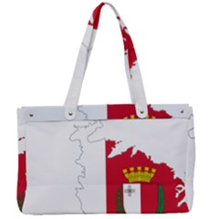 Malta Country Europe Flag Borders Canvas Work Bag