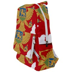 Montenegro Country Europe Flag Travelers  Backpack