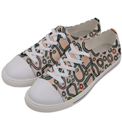 Zappwaits Vi Women s Low Top Canvas Sneakers by zappwaits
