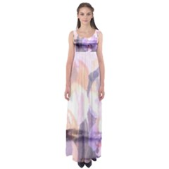 Prayforsurforchideemulti Haute Maxi Dress