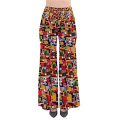 C 7 So Vintage Palazzo Pants by ArtworkByPatrick