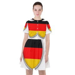 Flag German Germany Country Symbol Sailor Dress