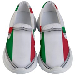 Flag Italy Country Italian Symbol Kids  Lightweight Slip Ons by Sapixe