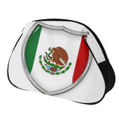 Flag Mexico Country National Full Print Accessory Pouch (small)
