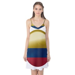 Colombia Flag Country National Camis Nightgown