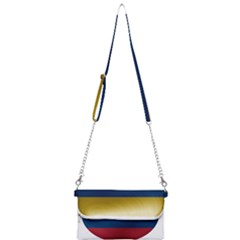 Colombia Flag Country National Mini Crossbody Handbag by Sapixe