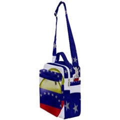 Venezuela Flag Country Nation Crossbody Day Bag