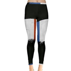 Flag France Flags French Country Inside Out Leggings