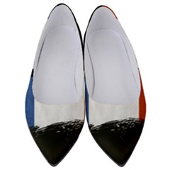 Flag France Flags French Country Women s Low Heels