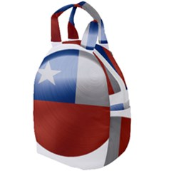 Chile Flag Country Chilean Travel Backpacks