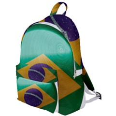 Brazil Flag Country Symbol The Plain Backpack