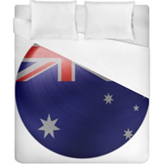 Australia Flag Country National Duvet Cover (california King Size)