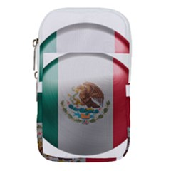 Mexico Flag Country National Waist Pouch (small)