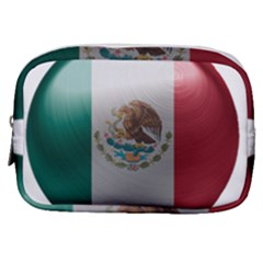 Flag Home Country National Symbol Make Up Pouch (small)