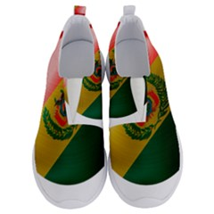 Bolivia Flag Country National No Lace Lightweight Shoes