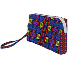 D 2 Wristlet Pouch Bag (small)