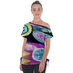 Original Abstract Wearable Art by ArtToWear
