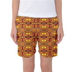 Rby 38 Women s Basketball Shorts by ArtworkByPatrick