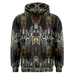 Rusted To The Core Abstract Industrial Art Men s Overhead Hoodie