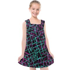 1980chaos Kids  Cross Back Dress by designsbyamerianna