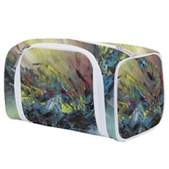 Original Abstract Art Toiletries Pouch