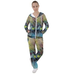 Original Abstract Art Women s Tracksuit by scharamo