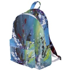 Original Abstract Art The Plain Backpack by scharamo