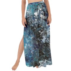 Original Abstract Art Maxi Chiffon Tie-up Sarong by scharamo