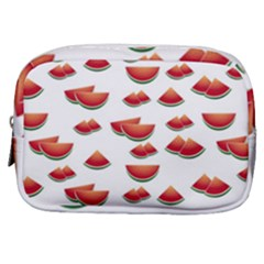Summer Watermelon Pattern Make Up Pouch (small)