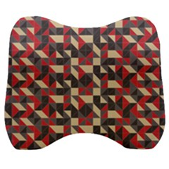 Pattern Textiles Velour Head Support Cushion