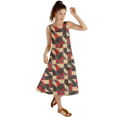 Pattern Textiles Summer Maxi Dress