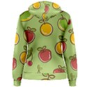 Seamless Healthy Fruit Women s Pullover Hoodie View2