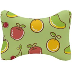 Seamless Healthy Fruit Seat Head Rest Cushion by HermanTelo