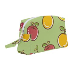 Seamless Healthy Fruit Wristlet Pouch Bag (medium)