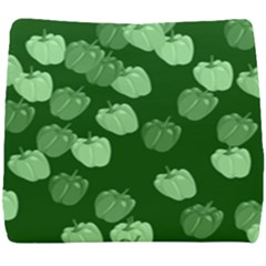 Paprika Seat Cushion by Mariart
