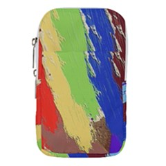 Abstract Painting Waist Pouch (small)