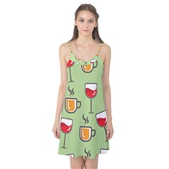 Cups And Mugs Camis Nightgown by HermanTelo