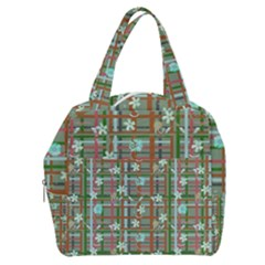 Textile Fabric Boxy Hand Bag by HermanTelo