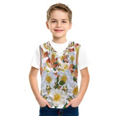 Flowers Roses Leaves Autumn Kids  Sportswear