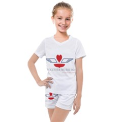 High Res Kids  Mesh Tee And Shorts Set by 2872609