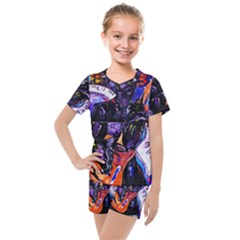 Img 1573 1 Kids  Mesh Tee And Shorts Set by 2872609
