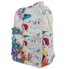 Floral Bouquet Classic Backpack by Sobalvarro