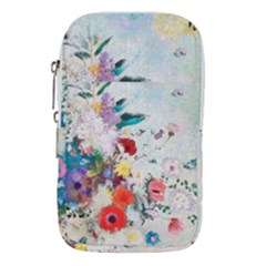 Floral Bouquet Waist Pouch (large) by Sobalvarro
