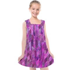 Usdivided Kids  Cross Back Dress by designsbyamerianna
